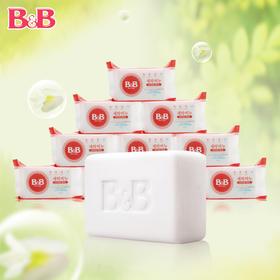 乐友孕婴童 韩国保宁B-B婴儿洗衣皂 甘菊香味200g一块装