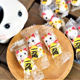 【超可爱的日本小糖果】日本手信 京都糖果系列 招财猫巧克力糖 寿司酸奶糖