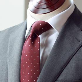 男士真丝商务正装领带 多色礼盒装