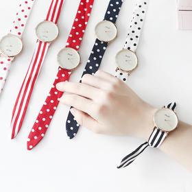 小清新绑带手表 多种可选