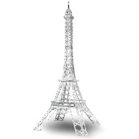 德国eitech益智拼装模型 埃菲尔铁塔