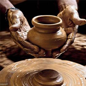 """与""""泥""""相约,""""陶""""出精彩,陶之邀与你一起体验陶土的艺术!"""