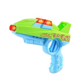 电动玩具枪音乐灯光宝宝婴幼儿童玩具卡通小手枪小枪男孩玩具礼物