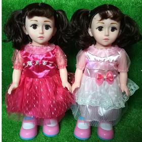 雅斯妮冰雪美琦智能娃娃跳舞智能小公主冰雪美绮跳舞唱歌走路对话