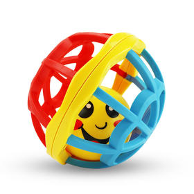 新生儿软胶球母婴玩具套装 床铃摇铃婴儿摇铃球0-1岁益智早教铃