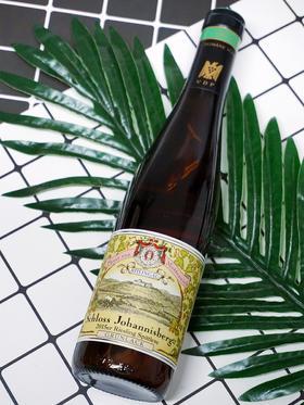 【闪购】约翰山绿标雷司令甜白葡萄酒 2015_375ml/Schloss Johannisberg Riesling Spalese Grunlack 2015_375ml
