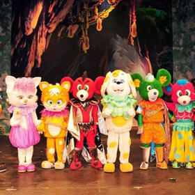 《猫鼠大战闹新年》诙谐幽默爆笑,给娃一个欢乐春节!