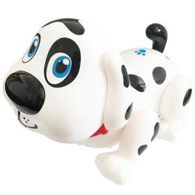 高盛玩具狗电动智能感应笨笨狗会跳舞唱歌的机器小狗玩具送电池