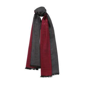 100%绢丝拉绒 风致AB面围巾 2色可选 百分百真丝材质拉绒工艺 简洁不简单