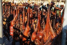 【海宁购·寻美食】来自许村,4斤以上酱鸭 30年老店老牌子(每周三提货)
