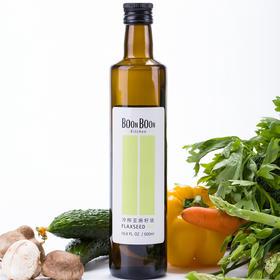 亚麻籽油:俗称液体黄金,补充亚油酸(Ω-3)最好的油脂!