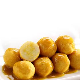 咖喱鱼蛋(辣味)