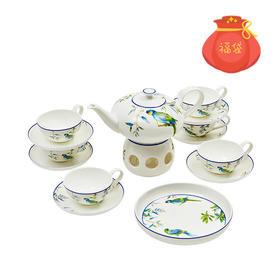 玛戈隆特 鹦鹉15头中式茶具