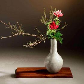 传统插花课程 仅限北京地区