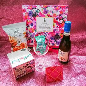 「新年礼盒」用心准备的时髦礼物