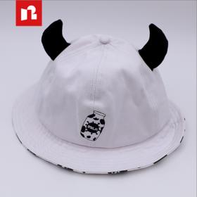 小僵尸个性帆布渔夫帽