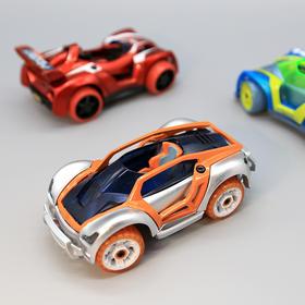3分钟改装一辆车!美国 Modarri 玩具车,孩子自己设计,轻松改装,变化无穷