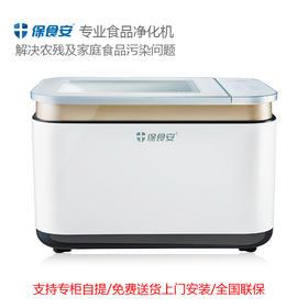 保食安食品净化机BSA-J806家用商用多功能肉类果蔬清洗去农残杀菌