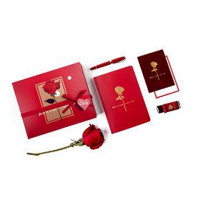 Love only 玫瑰的诗钢笔礼盒