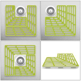英国进口Joseph水槽保护板 厨具置物架沥水架餐具防滑沥水器水垫