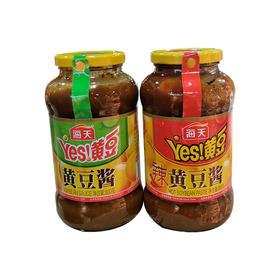 海天特辣/黄豆酱800g