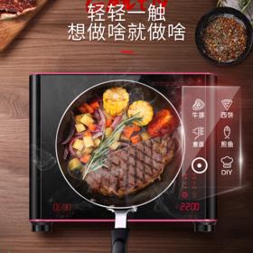 【新品】轻奢西餐炉 | 新增专业西餐功能,秒变米其林大厨 SKG1685DS