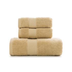 科勒新疆长绒棉2毛巾1浴巾CG-11012-1WF&CG-11013-LBR 三件套