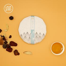 福鼎白茶·寿眉饼 年份2015   花果香与太阳的气息