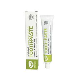 Green People·茴香及蜂胶牙膏