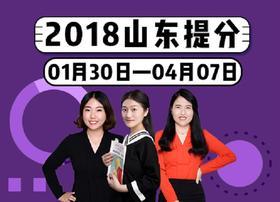 2018年山东省考系统提分班09期011班