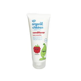 Green People·儿童草莓味护发素