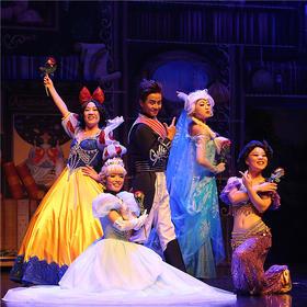 梦幻公主舞台剧《我是最美公主》1月27日上映,5位童话公主齐亮相,哪个是你的最爱?