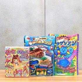 Heart日本进口食玩玩具,既能吃又能玩