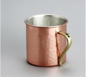 纯铜 新特马克杯(适合冷咖啡)