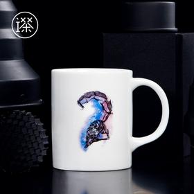 星座马克杯   属于天蝎座的杯子