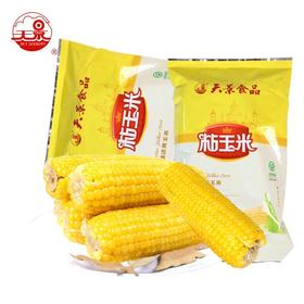 天景粘黄玉米 共20整穗 非转基因东北速冻玉米 香糯可口 天然美味