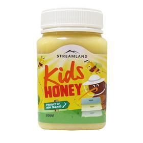 Streamland 新溪岛Kids Honey新西兰进口儿童蜂蜜纯天然野生【新西兰直邮】