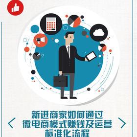 【天津商盟】新零售公开课:新进商家如何通过微电商模式赚钱及运营标准化流程 1月27日 周六下午13点半