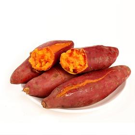 福建漳浦六鳌沙地红薯 自家新鲜红心地瓜 好吃无公害 5斤包邮