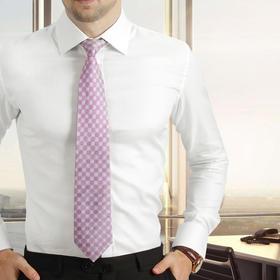 尊轩男士高支纱法式袖扣衬衫