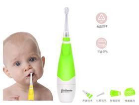 贝立安  lED儿童电动牙刷