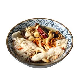 云南五种珍贵名菌 黄金配比出鲜美好喝的菌汤包  让人人都能成大厨的煲汤神器