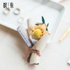 【棒棒糖】干花永生花多彩小花束迷你花束创意礼品