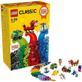 乐高经典创意系列 10704 创意积木盒 LEGO Classic 积木玩具