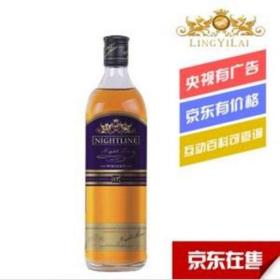 领亿来夜线12年威士忌700ml【京东售价219】