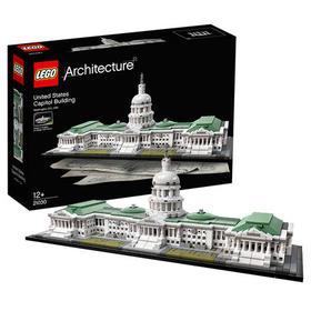 乐高建筑系列 21030 美国国会大厦