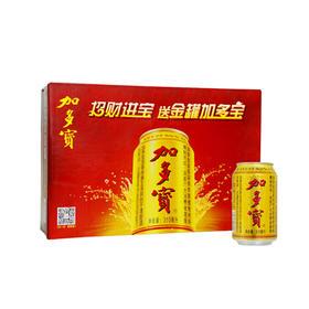 加多宝凉茶210ml*24罐/件