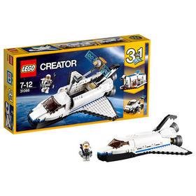 乐高创意百变系列 31066 航天飞机探险家