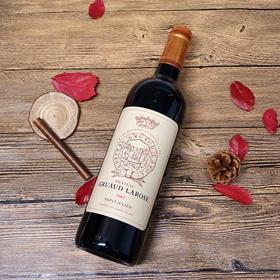 【闪购】金玫瑰古堡干红葡萄酒 2007/Chateau Gruaud Larose 2007
