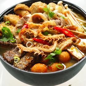 主城区包邮 | 麻辣牛肉锅  1200g/碗